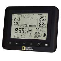NATIONAL GEOGRAPHIC Weather Stations (Black) Метеостанция купить в Киеве