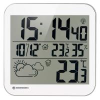 BRESSER MyTime XL (White/Silver) Метеостанция купить в Киеве