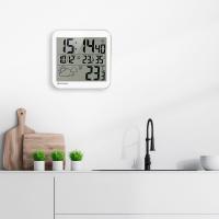 BRESSER MyTime XL (White/Silver) Метеостанция