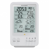 BRESSER Weather Center 5-in-1 (Black/White) Метеостанция с гарантией