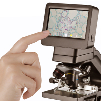 BRESSER Biolux LCD Touch 5MP HDMI Цифровой микроскоп по лучшей цене