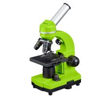 BRESSER Biolux SEL 40x-1600x (смартфон-адаптер) Red/Green/Blue/Purple Микроскоп купить в Киеве