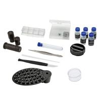 BRESSER Biolux SEL 40x-1600x (смартфон-адаптер) Red/Green/Blue/Purple Микроскоп
