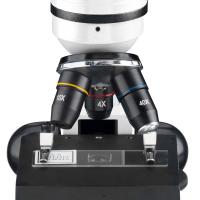 BRESSER Biolux SEL 40x-1600x (смартфон-адаптер + кейс) Микроскоп по лучшей цене