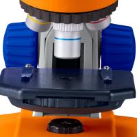 BRESSER Junior 40x-640x Orange (Base) Детский микроскоп по лучшей цене