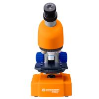 BRESSER Junior 40x-640x Orange (с кейсом) Детский микроскоп купить в Киеве
