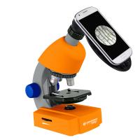 BRESSER Junior 40x-640x + Телескоп 40/400 Детский микроскоп с гарантией