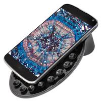 BRESSER Junior 40x-640x Zoom (с адаптером для смартфона) Детский микроскоп по лучшей цене