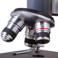 LEVENHUK 5S NG 40x-500x монокулярный Микроскоп с гарантией