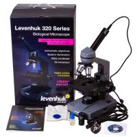 LEVENHUK D320L BASE Микроскоп