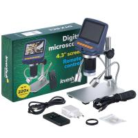 LEVENHUK DTX RC1 (с пультом ДУ) Цифровой микроскоп