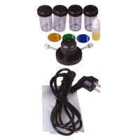 LEVENHUK MED 25T, тринокулярный Микроскоп