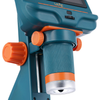 LEVENHUK Rainbow DM200 LCD Цифровой микроскоп с гарантией