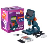 LEVENHUK Rainbow DM200 LCD Цифровой микроскоп