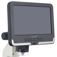 LEVENHUK Rainbow DM700 LCD (с пультом ДУ) Цифровой микроскоп с гарантией