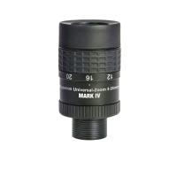 "BAADER PLANETARIUM Hyperion Clickstop Universal Zoom 8-24мм Mark IV, 1.25-2"" + Линза Барлоу Окуляр с гарантией"