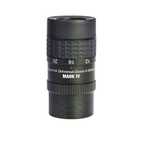 "BAADER PLANETARIUM Hyperion Clickstop Universal Zoom 8-24мм Mark IV, 1.25-2"" Окуляр купить в Киеве"