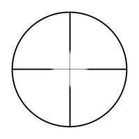 KONUS KONUSFIRE 4x32 30/30 (с кольцами) Оптический прицел