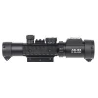 KONUS KONUSPRO AS-34 2-6x28 Оптический прицел с гарантией