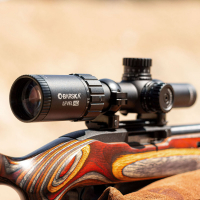 BARSKA Level HD 1-4x24 (IR HRS .223 BDC R/G) Оптический прицел с гарантией