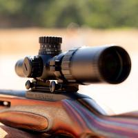 BARSKA Level HD 1-4x24 (IR HRS .223 BDC R/G) Оптический прицел по лучшей цене