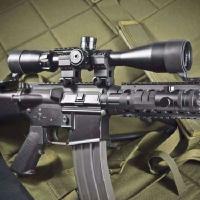 BARSKA Ridgeline 3.5-10x50 (P4 IR Cross R/G/B) Оптический прицел с гарантией