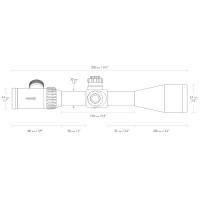 HAWKE Airmax 30 4-16x50 SF (AMX IR) Оптический прицел с гарантией