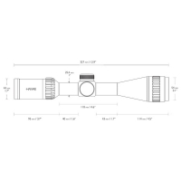 HAWKE Panorama 4-12x40 AO (10x 1/2 Mil Dot IR) Оптический прицел
