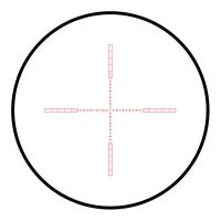 HAWKE Panorama 5-15x50 AO (10x 1/2 Mil Dot IR) Оптический прицел с гарантией