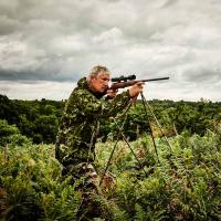 HAWKE Panorama 5-15x50 AO (10x 1/2 Mil Dot IR) Оптический прицел
