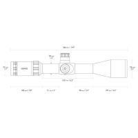 HAWKE Sidewinder 4-16x50 SF (10x 1/2 Mil Dot IR) Оптический прицел по лучшей цене