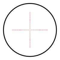 HAWKE Sidewinder 4-16x50 SF (10x 1/2 Mil Dot IR) Оптический прицел