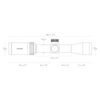 HAWKE Vantage 2-7x32 (30/30) Оптический прицел