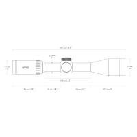HAWKE Vantage 3-12x44 SF (10x 1/2 Mil Dot) Оптический прицел