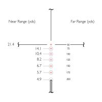 HAWKE Vantage IR 3-9x40 (Rimfire .22 LR Subsonic R/G) Оптический прицел по лучшей цене