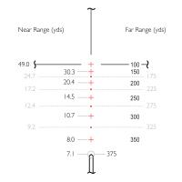 HAWKE Vantage IR 4-12x40 AO (Rimfire .17 HMR R/G) Оптический прицел по лучшей цене