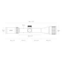 HAWKE Vantage IR 4-12x40 AO (Rimfire .17 HMR R/G) Оптический прицел