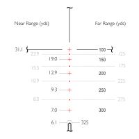 HAWKE Vantage IR 4-12x40 AO (Rimfire .22 WMR R/G) Оптический прицел по лучшей цене