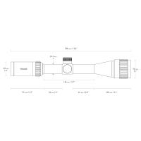 HAWKE Vantage IR 4-12x40 AO (Rimfire .22 WMR R/G) Оптический прицел