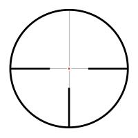 HAWKE Vantage IR 4-12x50 (L4A IR Dot R/G) Оптический прицел с гарантией