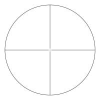 VORTEX Crossfire II 3-9x40 (V-Plex) Оптический прицел по лучшей цене