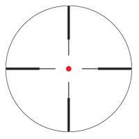 VORTEX Crossfire II 3-9x50 (V-Brite IR) Оптический прицел по лучшей цене