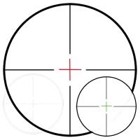 HAWKE Vantage IR 2-7x32 (30/30 Centre Cross IR R/G) Оптический прицел с гарантией