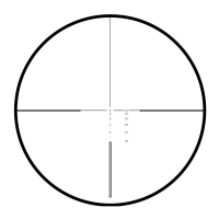 HAWKE Vantage IR 3-9x40 (Rimfire .17 Mach 2 R/G) Оптический прицел по лучшей цене