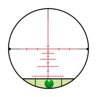 KONUS EMPIRE 3-18x50 550 BDC IR Оптический прицел