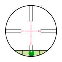 KONUS EMPIRE 5-30x56 1/2 MIL-DOT IR Оптический прицел