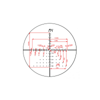 KONUS KONUSPRO-EL30 4-16x44 LCD Оптический прицел