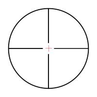 KONUS KONUSPRO-EVO 3-12x50 30/30 Cross IR Оптический прицел