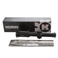 KONUS KONUSPRO M-30 1-4x24 Circle Dot IR Оптический прицел по лучшей цене