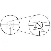 KONUS KONUSPRO M-30 1.5-6x44 Circle Dot IR Оптический прицел